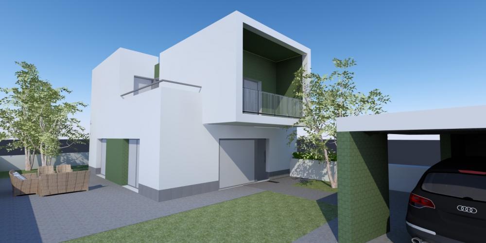 moradia sagres algarve projeto arquitectura arquitetura 3D obra construção