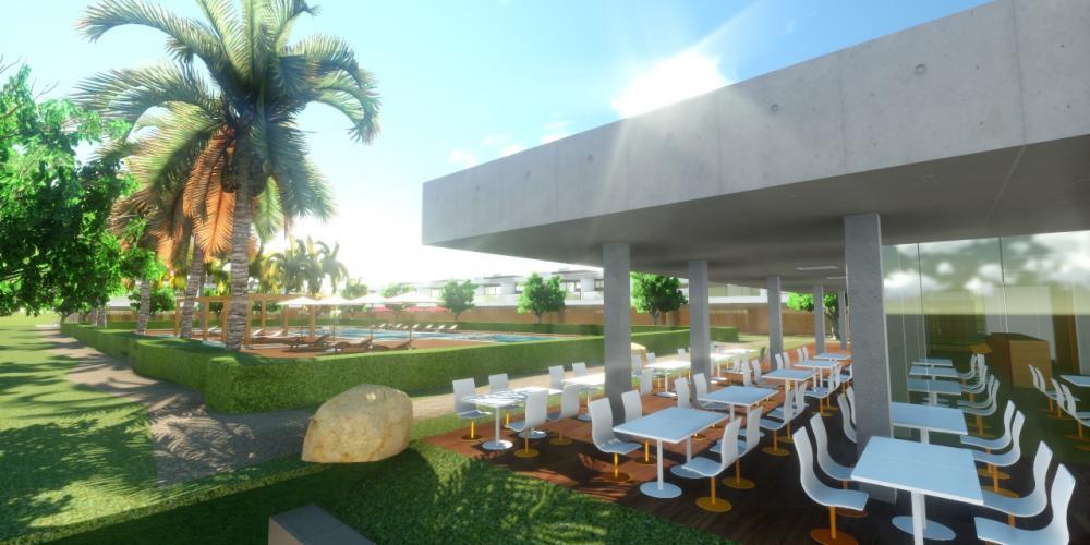 Aldeamento Turístico Portimão Algarve Projeto Arquitetura 3D