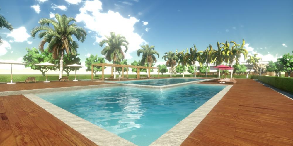 Projet Tourist Village Portimão Algarve Architecture 3D